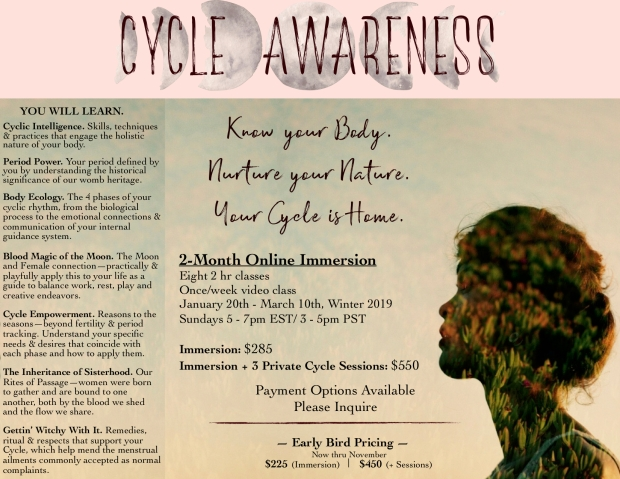 Cycle Awareness 2019 Feature